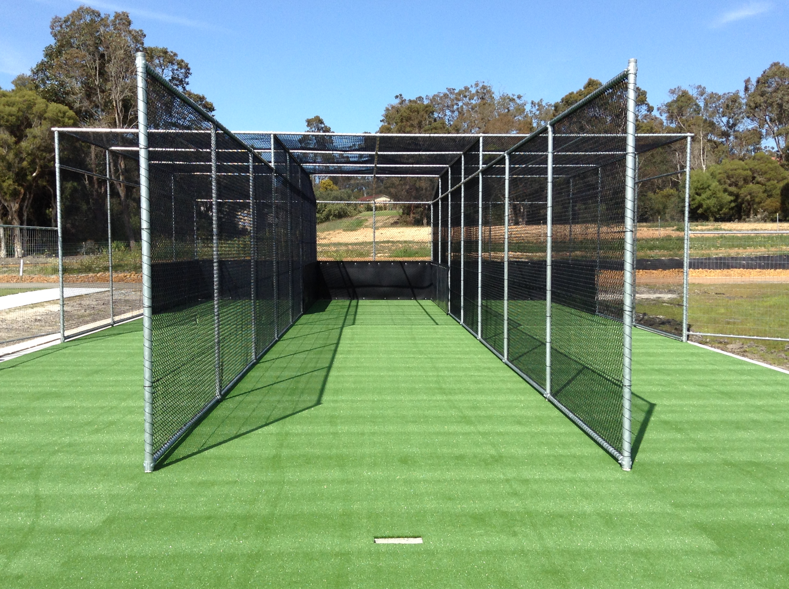 Test Wicket at Mt Barker Sporting Complex